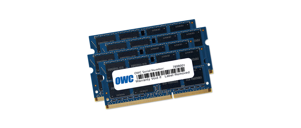 OWC Memoire MacBook Pro