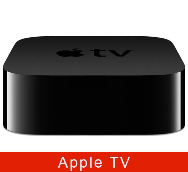 Reparation Apple TV
