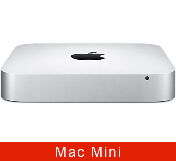 Reparation Mac Mini